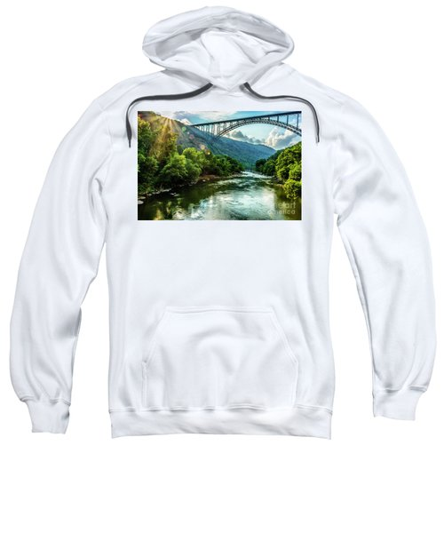 Let Your Light Shine Sweatshirt
