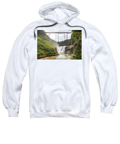 Letchworth Upper Falls Sweatshirt