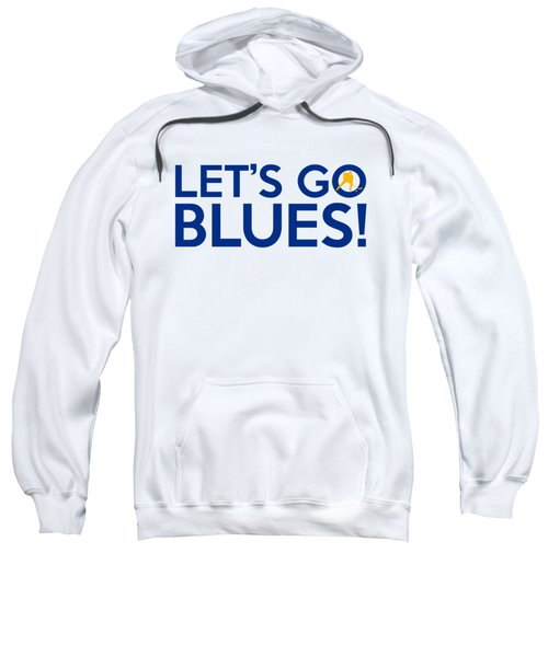 Let's Go Blues Sweatshirt