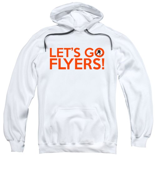 Let's Go Flyers Sweatshirt