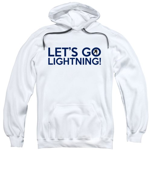 Let's Go Lightning Sweatshirt