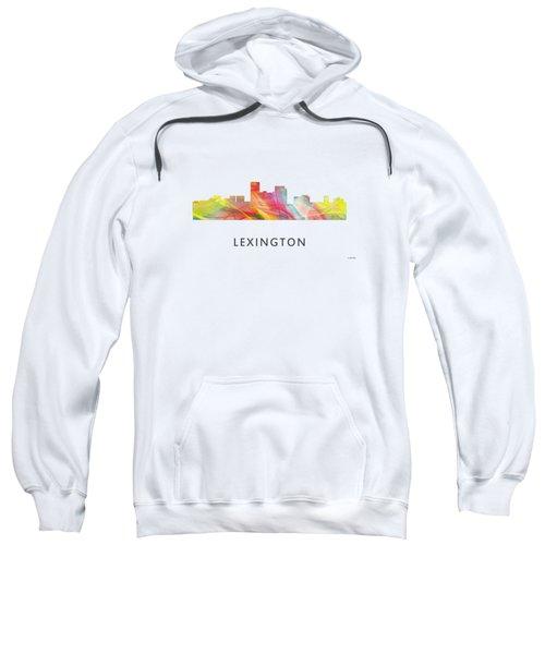 Lexington Kentucky Skyline Sweatshirt