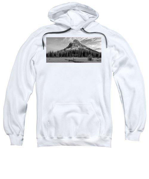 Liberty Mountain At Sunset Sweatshirt