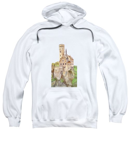 Lichtenstein Castle Sweatshirt