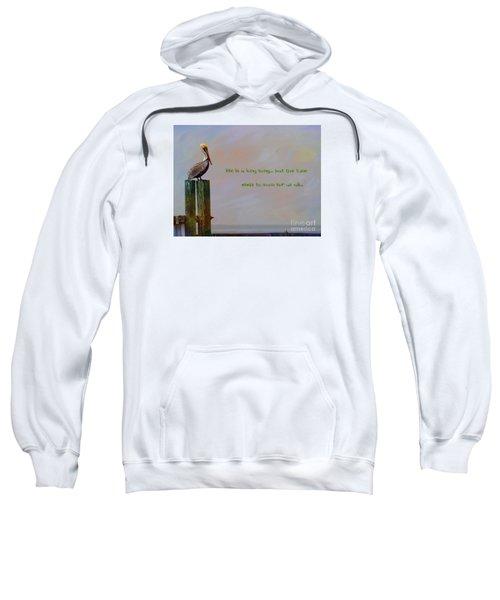 Life Is A Long Song Sweatshirt
