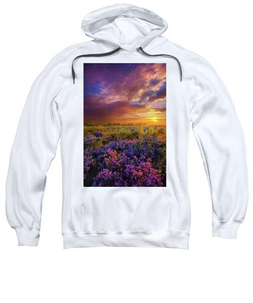 Life Is Measured In Moments Sweatshirt