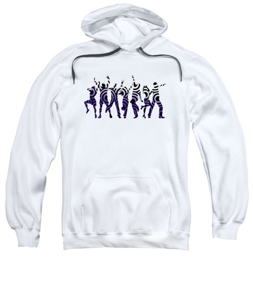 Life Of The Party Ultraviolet Sweatshirt