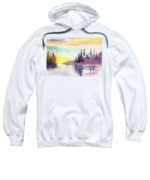 Light N River Sweatshirt