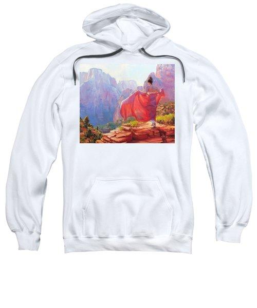 Light Of Zion Sweatshirt