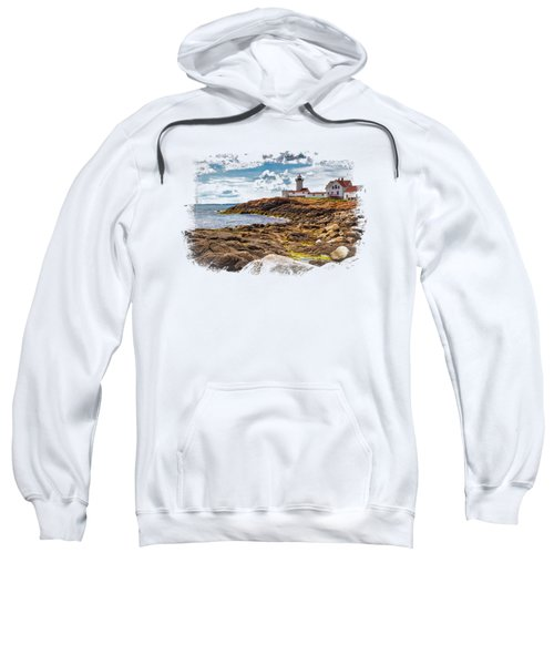 Light On The Sea Sweatshirt