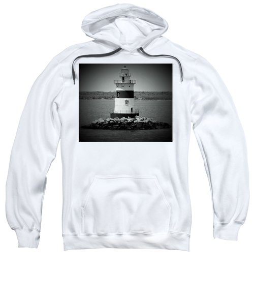 Lights Out-bw Sweatshirt