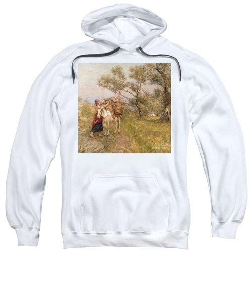 Ligurian Olives Sweatshirt