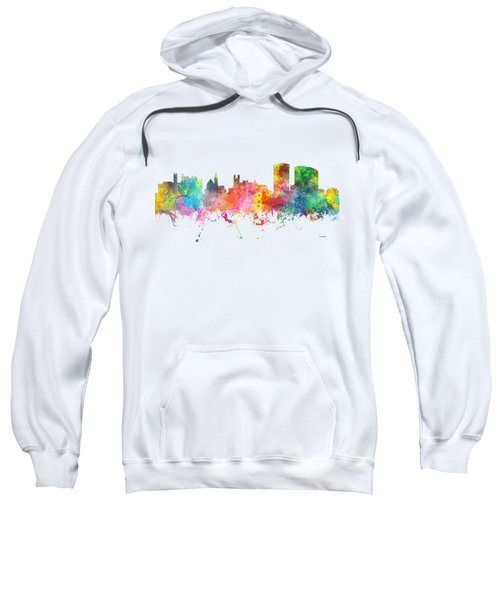 Limerick Ireland Skyline Sweatshirt