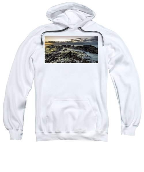 Lines Of Time Sweatshirt