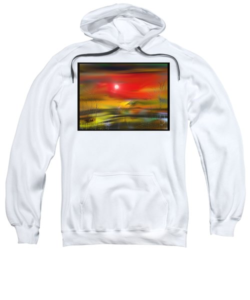 Midnight Flame Sweatshirt