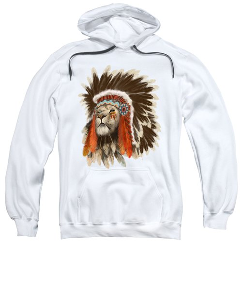Lion Chief Sweatshirt