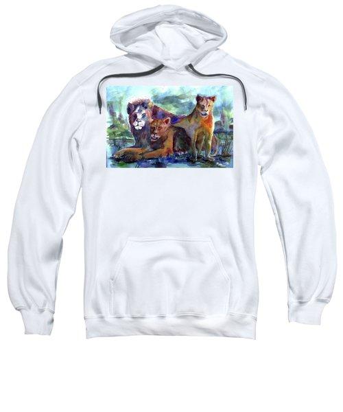 Lion's Play Sweatshirt