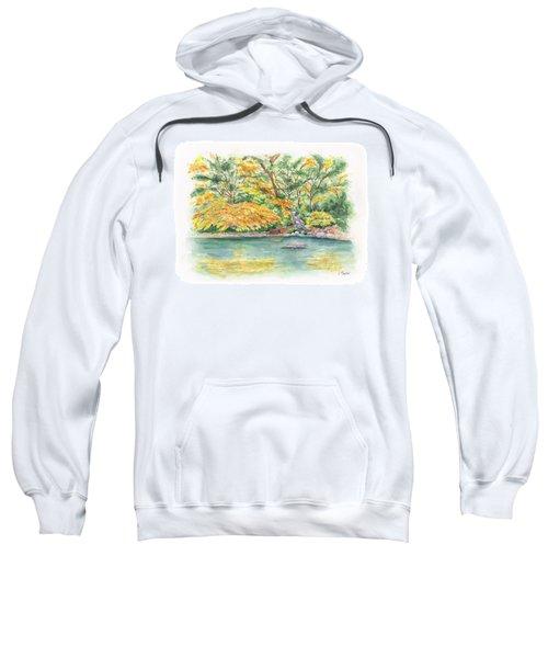 Lithia Park Reflections Sweatshirt