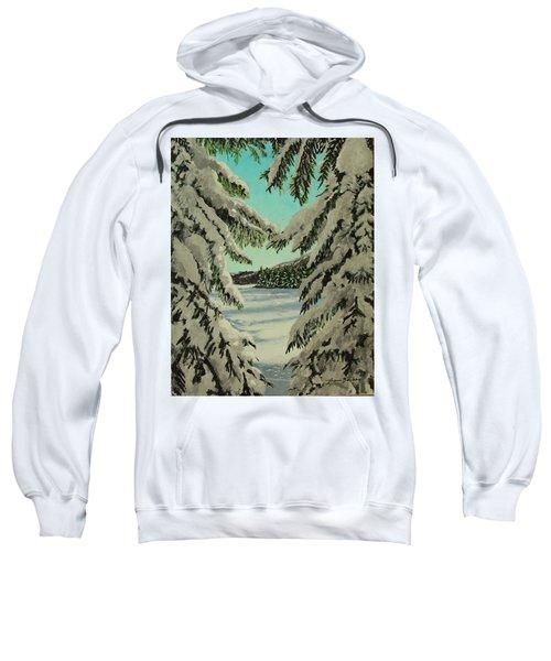 Little Brook Cove Sweatshirt