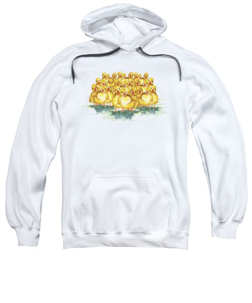 Little Duck Family Sweatshirt
