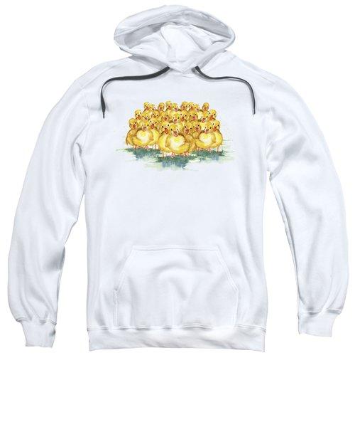 Little Duck Family Sweatshirt