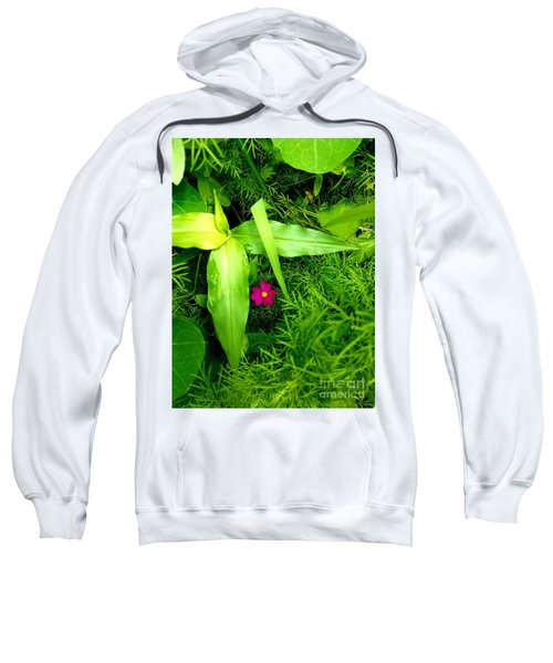 Little Flower Sweatshirt