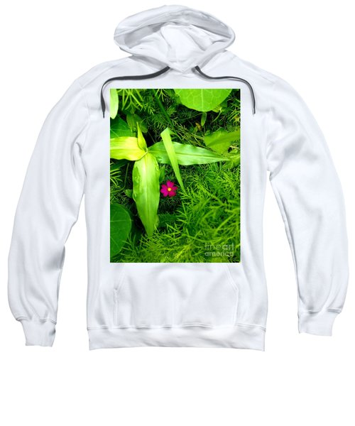 Little Flower Sweatshirt