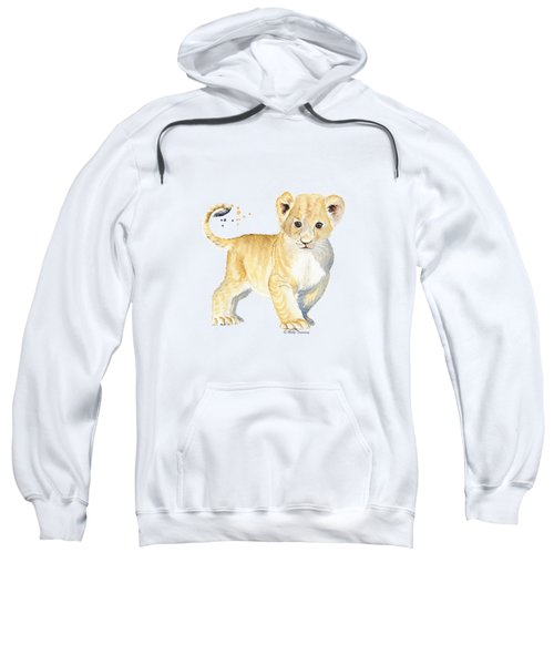 Little Lion Sweatshirt