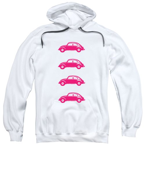 Little Pink Beetles Sweatshirt