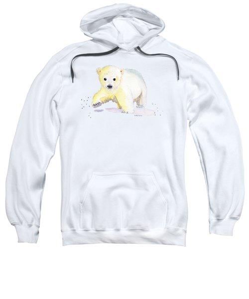 Little Polar Bear Sweatshirt