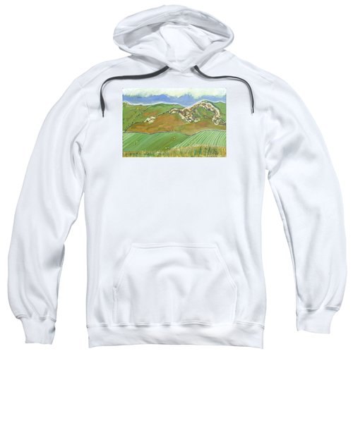 North Of The Coast Road Sweatshirt