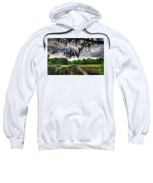 Live Oak Marsh View Sweatshirt
