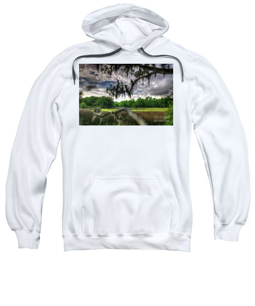 Live Oak Marsh View Sweatshirt