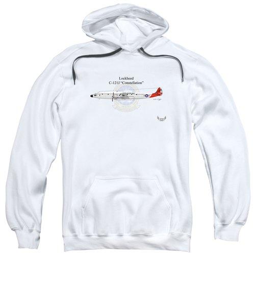 Lockheed C-121j Constellation Sweatshirt