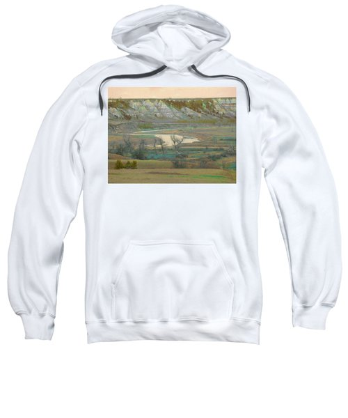 Logging Camp River Reverie Sweatshirt