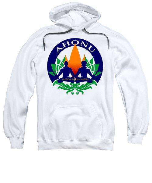 Logo Of Ahonu.com Sweatshirt