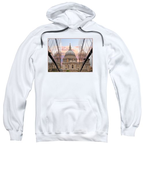 London Awakes - St. Pauls Cathedral Sweatshirt