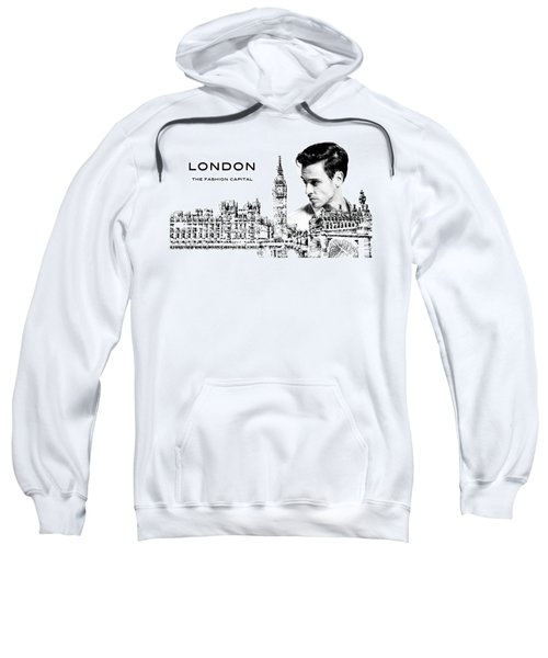 London The Fashion Capital Sweatshirt