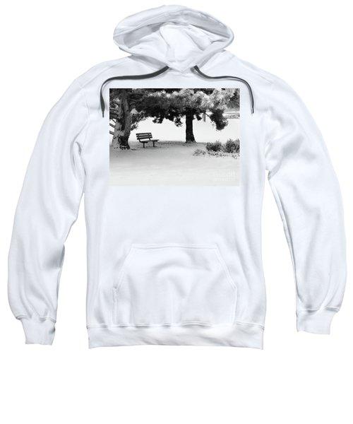 Lonely Park Bench Sweatshirt