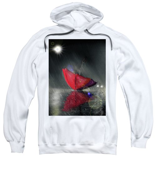 Lonely Umbrella Sweatshirt