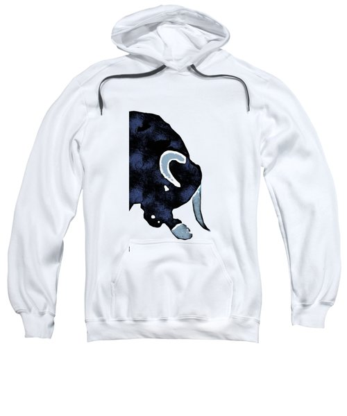 Long Horn Bull Phone Case Sweatshirt