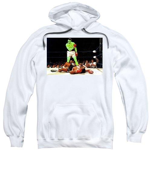 Long Live Ali Sweatshirt