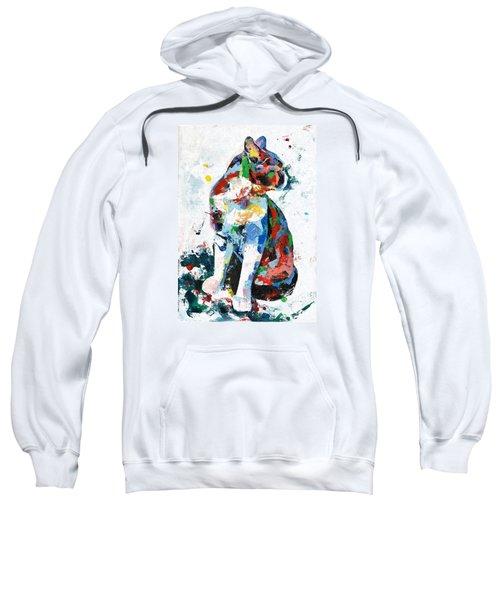 Look Away Sweatshirt