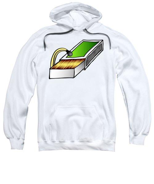 Looking For Sweatshirt by Michal Boubin