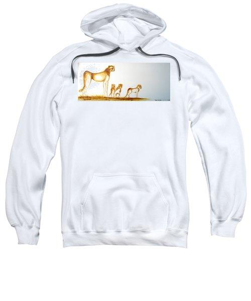 Lookout Post - Original Artwork Sweatshirt