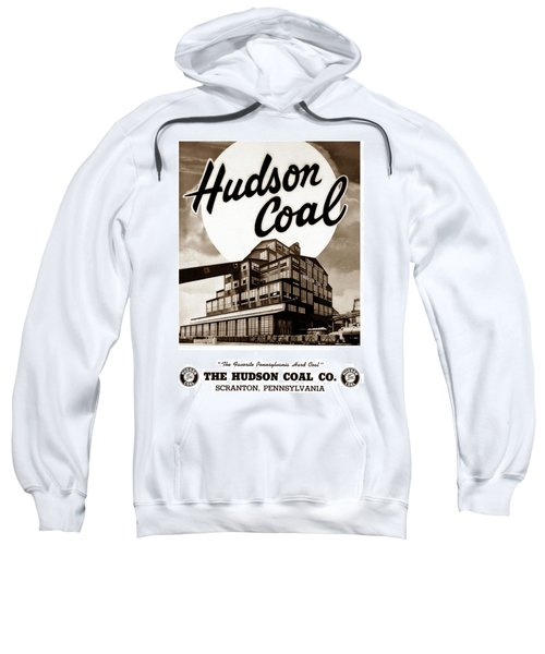 Loree Colliery Larksville Pa. Hudson Coal Co  Sweatshirt