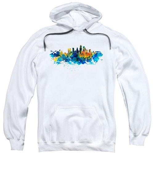 Los Angeles Skyline Sweatshirt