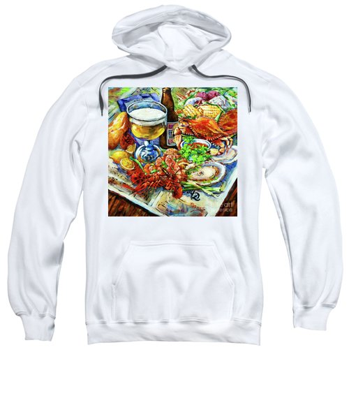 Louisiana 4 Seasons Sweatshirt