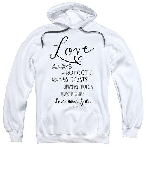 Love Always Sweatshirt