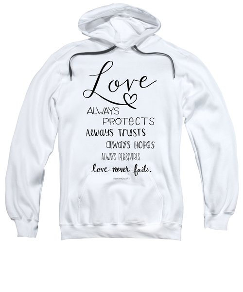Love Always Sweatshirt